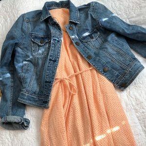 Dresses & Skirts - Peach dress